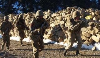 باجوڑ میں دہشتگردوں کا بڑا نیٹ ورک تباہ کردیا گیا، آئی ایس پی آر