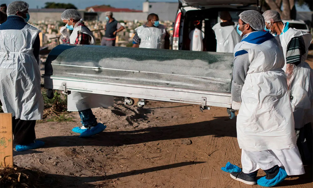دنیا میں کورونا وائرس سے ہلاکتیں 14 لاکھ سے متجاوز