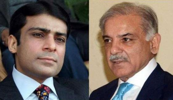 پنجاب کابینہ نے شہباز، حمزہ کی پیرول پر پانچ دن کی رہائی کی اجازت دے دی