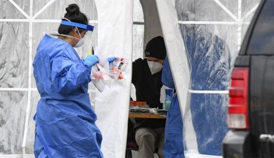چین: کورونا وائرس کی مقامی منتقلی ایک بار پھر رپورٹ، بڑے پیمانے پر ٹیسٹنگ شروع