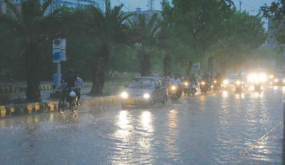 ملک میں کہیں بارش، کہیں برفباری کا سلسلہ وقفے وقفے سے جاری
