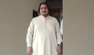 رہنما PTI  شریف خان بلیدی کی نماز جنازہ ادا کردی گئی