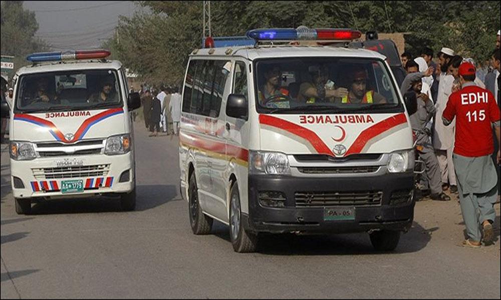 اوکاڑہ: گاڑی کی ٹکر سے پولیس اہلکار جاں بحق