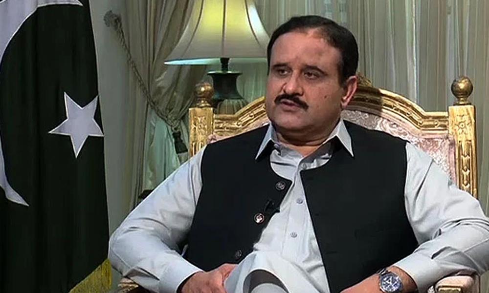 عثمان بزدار کی تھانہ سیالکوٹ ایئرپورٹ کے عملے کو شاباشی