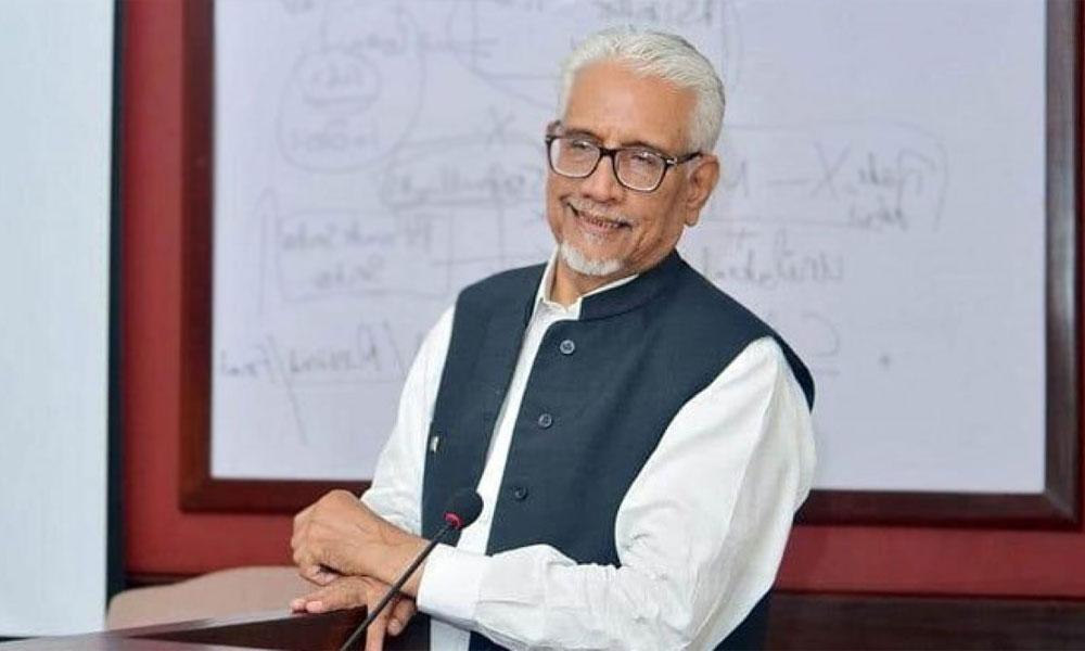 IMF کو بتایا ہے کہ ہمیں پروگرام کی ضرورت ہے: ڈاکٹر وقار مسعود