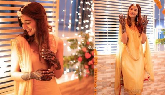 رباب ہاشم نے اچانک شادی کا اعلان کردیا