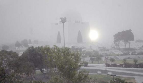 کراچی،دسمبرمیں معمول سےزائد بارشیں ہونگی