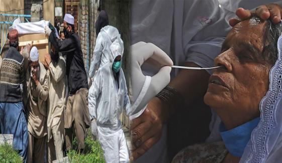 پاکستان: کورونا وائرس کے مزید 3 ہزار 9 کیسز، 59 اموات