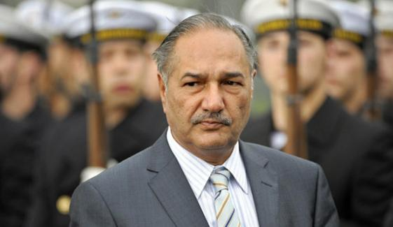 پی پی رہنما چوہدری احمد مختار انتقال کر گئے