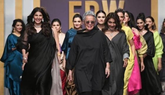 کوروناوائرس،'فیشن پاکستان ویک' اگلےسال تک کیلئےملتوی