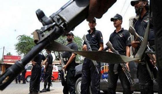 کراچی: CTD کی کارروائیاں، 5 ٹارگٹ کلرز گرفتار