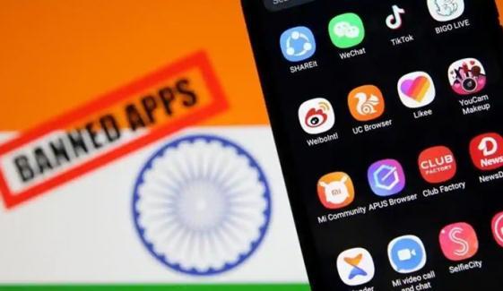 بھارت نے مزید 43 چینی ایپس کو بند کردیا