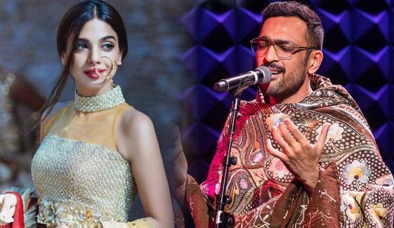 سونیا حسین نے علی سیٹھی کو 'باد شاہ غزل' قرار دے دیا