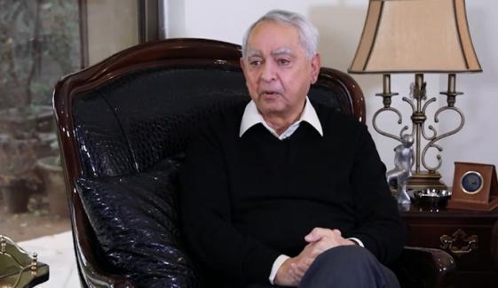 پاک بحریہ کے سابق سربراہ ایڈمرل فصیح بخاری کی یاد میں ویڈیو کلپ جاری