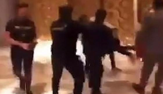 دبئی: ہوٹل میں برطانوی سیاح آپس میں لڑ پڑے