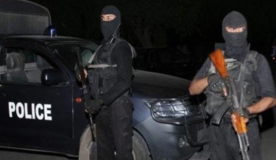کراچی: 4 دہشتگرد گرفتار، 60 کلو دھماکا خیز مواد پکڑا گیا
