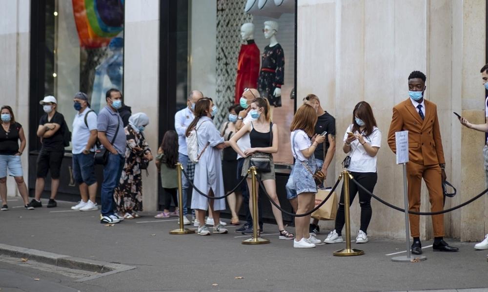 فرانس، کورونا سے اموات کی تعداد 50,618 تک پہنچ گئی