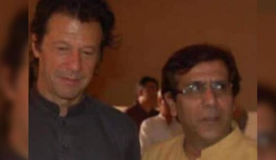 عمران خان کے پرانےساتھی کا کورونا سے انتقال