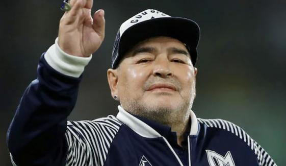 لیجنڈ فٹبالر میراڈونا کی لاش کے پوسٹ مارٹم کا اعلان