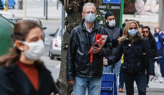 کورونا وائرس، جرمنی کا حفاظتی اقدامات مزید سخت کرنیکا اعلان