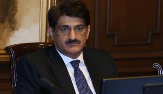 وزیر اعلیٰ سندھ کو توہین عدالت کا نوٹس جاری