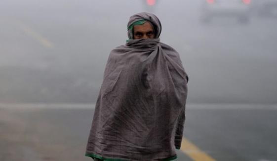 کراچی: سردی کی لہر آئندہ 3 روز جاری رہنے کا امکان