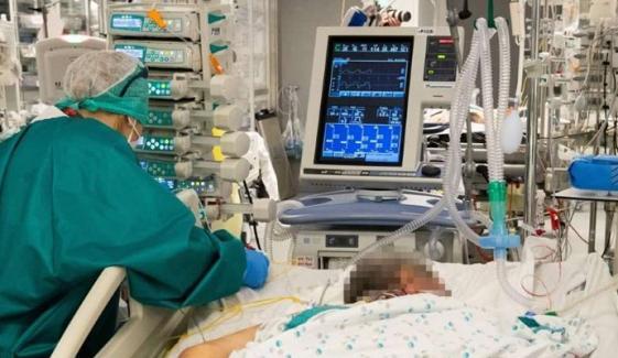 بیلجیئم، کورونا سے ابتک 16ہزار افراد ہلاک ہوچکے ہیں