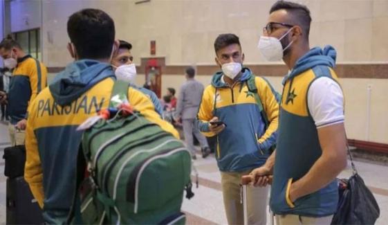 کیوی حکام کی ٹیم پاکستان کو فائنل وارننگ