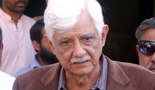 وزیراعلیٰ سندھ کو توہینِ عدالت کا نوٹس بھیجنا باعثِ تشویش ہے: تاج حیدر
