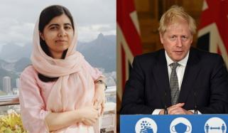 ملالہ بورس جانسن سے مایوس کیوں؟