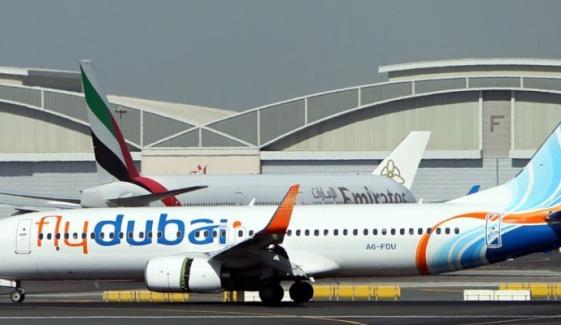 فلائی دبئی کی اسرائیل کیلئے باقاعدہ کمرشل پروازیں شروع