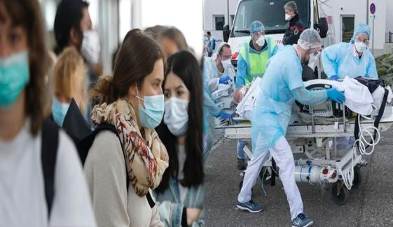 دنیا میں کورونا وائرس سے 14 لاکھ 37 ہزار ہلاکتیں