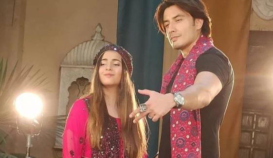 علی ظفر کا سندھی لوک گیت مقبول