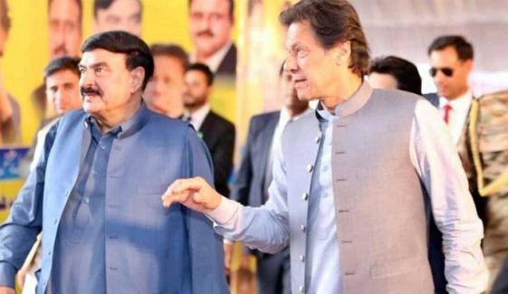 اپوزیشن پر تنقید میں وزیراعظم عمران خان، شیخ رشید ہم آواز، تجویز سے اتفاق