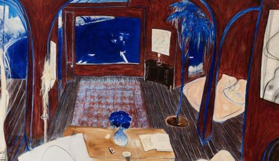 آسڑیلوی مصور کی پینٹنگ موت کے 28 سال بعد 73 کروڑ روپے میں نیلام ہوگئی