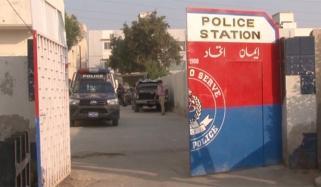 کراچی کے علاقے ڈیفنس میں پولیس مقابلہ مشکوک ہوگیا