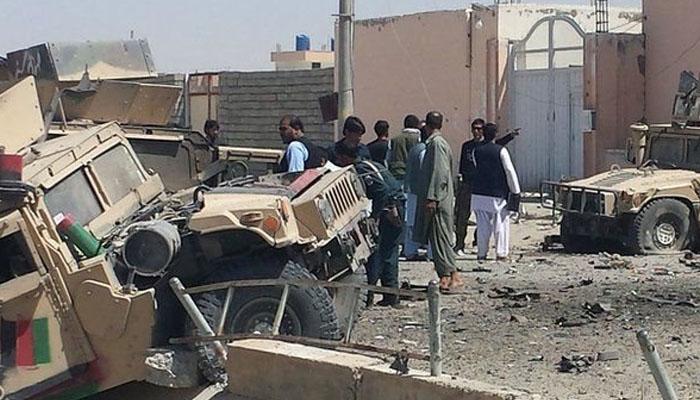 کابل اور ہلمند میں کچھ وقت کے وقفے سے3 دھماکے