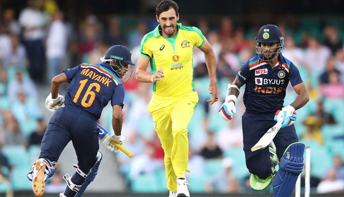 سلو اوور ریٹ پر بھارتی ٹیم کے کھلاڑیوں پر 20 فیصد جرمانہ