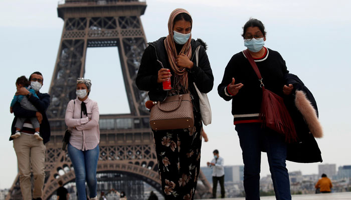 یورپ: کورونا کیسز ایک کروڑ 76 لاکھ جبکہ اموات 4 لاکھ سے تجاوز کرگئیں