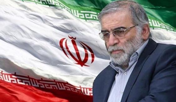 ایران صحیح وقت پر محسن فخری زادہ کے قتل کا بدلہ لے گا: حسن روحانی