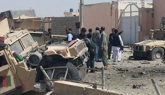 کابل اور ہلمند میں کچھ وقفے سے 3 دھماکے