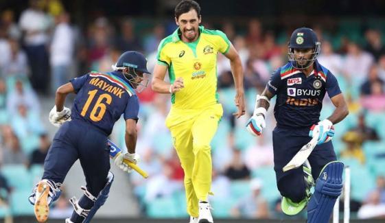 ضابطے کی خلاف ورزی، بھارتی کھلاڑیوں پر جرمانہ
