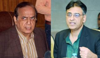 اسد عمر بتائیں کراچی پیکیج کا کیا ہوا؟ امتیاز شیخ کا سوال