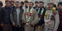 بابا جان اور ساتھی 9 برس بعد جیل سے رہا