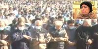 بیگم شمیم کی نمازِ جنازہ ادا کردی گئی
