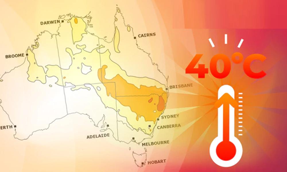 آسٹریلیا میں گرمی نے پرانے ریکارڈ توڑ دیئے