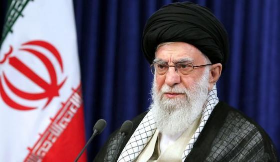 آیت ﷲ خامنہ ای کا ایرانی سائنسدان کے قاتلوں سے انتقام لینے پر زور