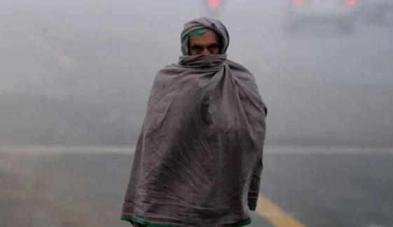 کراچی، سردی کا 10 سالہ ریکارڈ ٹوٹ گیا