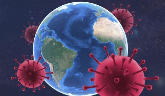 دنیا میں کورونا وائرس کیسز 6 کروڑ 25 لاکھ سے متجاوز