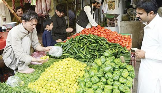 کوئٹہ میں مہنگائی، سبزی غریب کی پہنچ سے دور